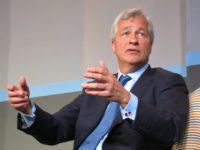 Jamie Dimon  Chairman & Chief Executive Officer JP Morgan Chase & Co. (Via Wikimedia Commons)